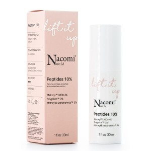 Nacomi Next Level- PEPTIDES 10% - 30 ml