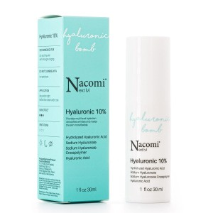 Nacomi Next Level -  KWAS HIALURONOWY 10% - 30 ml