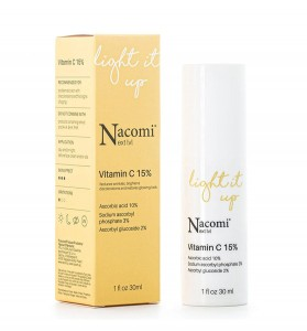 Nacomi Next Level -  Witamina C 15%  - 30 ml